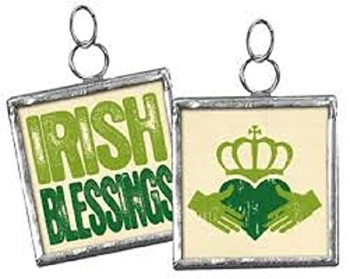 Primitives By Kathy Irish Blessings Charm