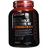 GNC Pro Performance AMP Amplified Whey-Bolic Extreme 60 Strength Powder, Chocolate, 3.18 Pound