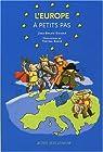 L'Europe à petits pas