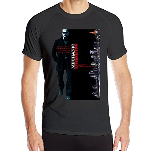 MESTT Mechanic Resurrection Poster Men's Sportswear Quick Dry Short-Sleeve T-Shirt (Nicki Minaj Hot Pics compare prices)