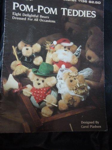 Pom-Pom Teddies (Eight Delightful Bears Dressed