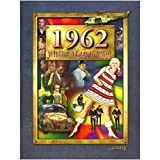 1962 What A Year It Was Book - 50th Birthday Gift or 50th Anniversary Gift