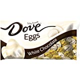 Dove White Chocolate Eggs, 7.94 Ounce Bag