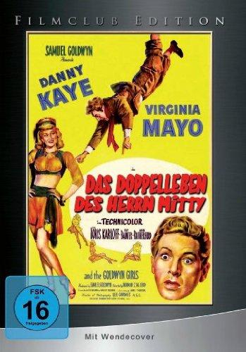 Das Doppelleben des Herrn Mitty - Filmclub Edition 6 [Limited Edition]
