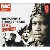 The Essential Shakespeare Live  Encore