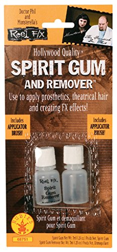 Rubie's Costume Co Reel FX Spirit Gum and Remover