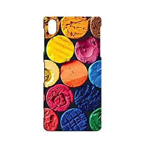 BLUEDIO Designer 3D Printed Back case cover for Sony Xperia Z5 - G5444