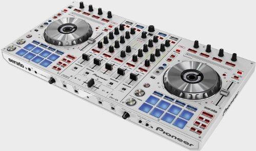Pioneer Ddj-Sx-W Dj Controller (White) White