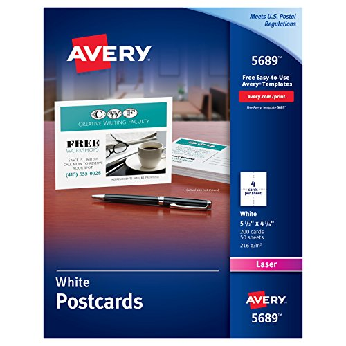 avery-avery-postcards-for-laser-or-inkjet-printer-55-x-425-inches-white-200-per-box-05689
