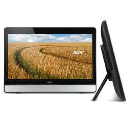 """Acer Acer Ft200Hql - Led Monitor - 20"""" - Multi-Touch - 1600 X 900 - 200 Cd/M2 - 100000000:1 (Dynamic) - 5 Ms - 2Xhdmi, Vga - Speakers - Black / Um.It0Aa.002 /"""