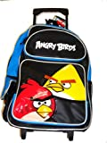 Angry Birds Large Rolling Backppack 16""