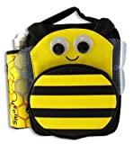 3D Bumble Bee Earbag & bottle