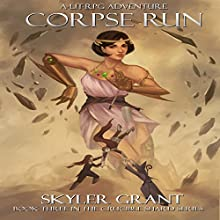 Corpse Run: A LitRPG Adventure: The Crucible Shard, Book 3 Audiobook by Skyler Grant Narrated by Doug Tisdale, Jr.