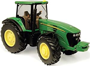 Learning Curve John Deere Tractor