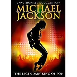 Jackson, Michael - The Legendary King Of Pop