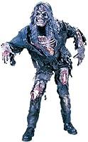 FunWorld Men's  Complete 3D Zombie-Adult Costume