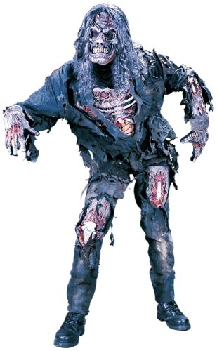 Fun-World-Mens-Complete-3D-Zombie-Costume
