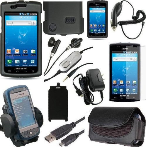 Hot Deals PDair Leather case for AT&T Samsung Captivate Galaxy S SGH-i897