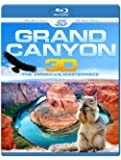 Grand Canyon 3D - The American Masterpiece (Blu-ray 3D & 2D Version) REGION FREE