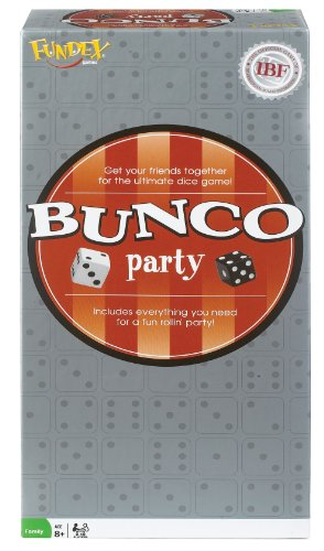 Ideal Bunco Party Ultimate Dice Game
