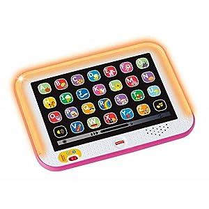 Fisher Price - Mi primera tableta (Mattel CDG61) en BebeHogar.com