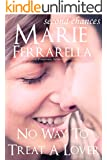 No Way To Treat A Lover (Marie's originals Book 2)