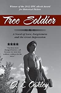 (FREE on 7/14) Tree Soldier by J.L. Oakley - http://eBooksHabit.com