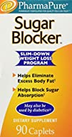 PharmaPure Sugar Blocker Slim-down Weight Loss Program 90 Caplets