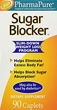 PharmaPure Sugar Blocker Slim-down We…