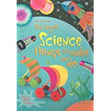 Big Book of Science Things to Make and Do (Usborne Activities)by Leonie Pratt