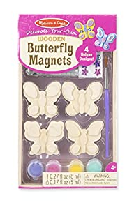 Melissa & Doug DYO Wooden Butterfly M…