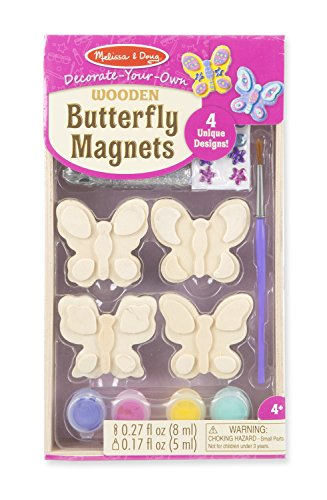 Melissa-Doug-DYO-Wooden-Butterfly-Magnets