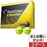 ブリヂストン TOURSTAGE ボール エクストラディスタンス ボール 3ダースセット 3ダース(36個入り) ランキングお取り寄せ