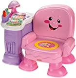 Fisher-Price Laugh and Learn Musical Learning Chair (Pink)