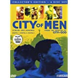 "City of Men (Collector's Edition, 4 DVDs)von ""Darlan Cunha"""