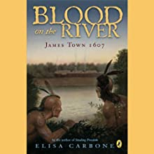 Blood on the River (       UNABRIDGED) by Elisa Carbone Narrated by Bryan Kennedy