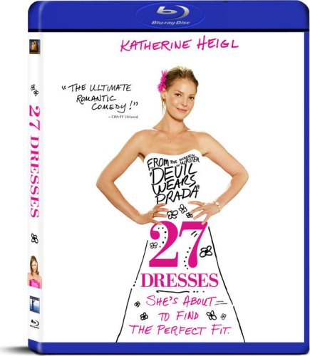 Cover art for  27 Dresses [Blu-ray]