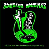 Sinister Whisperz Wax Trax Years (1987-1991) Limited Box