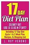 17 Day Diet Plan: Celebrity Diet- Los...