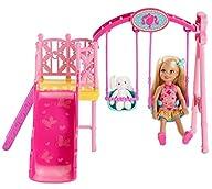 Barbie Sisters Chelsea Swing Set