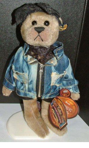 Brass Button Bears - Roxy