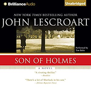 Son of Holmes Audiobook