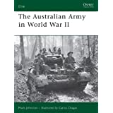 The Australian Army in World War II (Elite)