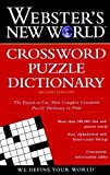 img - for Webster's New World Crossword Puzzle Dictionary book / textbook / text book