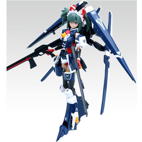 ツガル Blue Xmas バージョン [武装神姫] コナミスタイル期間限定販売品