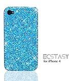 (Light Blue) ウルトラケース エクスタシー ライトブルー水色 アイフォン4用ハードケース