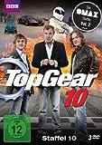 Top Gear Staffel 10 (Die DMAX Staffel, 9 Folgen, deutsche & englische Sprachfassung) [3 DVDs]