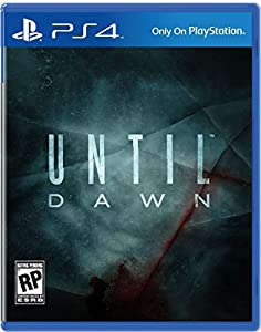 Until Dawn - PlayStation 4 from Sony Computer Entertainment