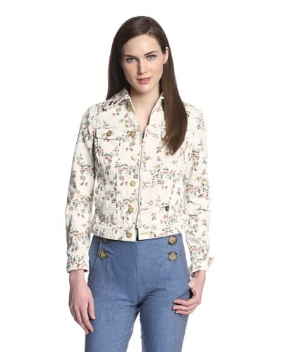 Vivienne Westwood Women's New Icon Floral Jacket  [Multi]