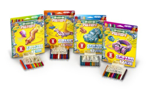 Crayola Melt 'N Mold Expansion Pack front-1004879